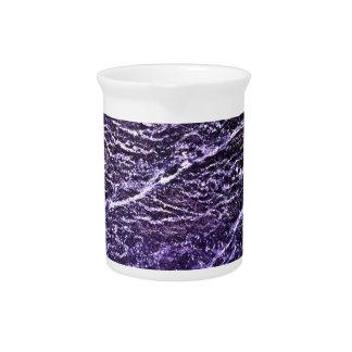 紫色の霞 ピッチャー
