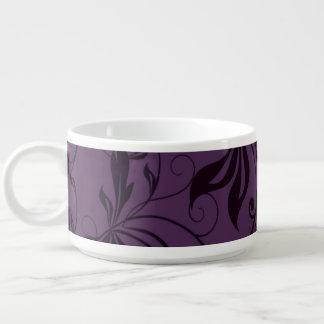 紫色の黒い渦巻 チリボウル