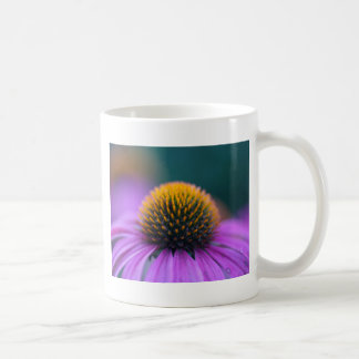 紫色のconeflower (Echinaceaのpurpurea) コーヒーマグカップ