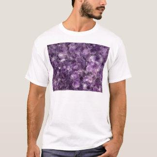 紫色のGeode Tシャツ