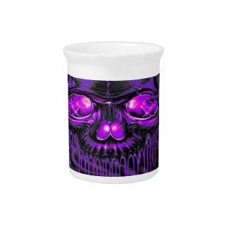 紫色のNerpulの骨組PNG ピッチャー