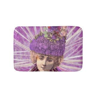 紫色のShades森林ファンタジーの妖精の王子 バスマット