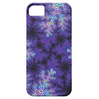紫色のSpraypaintの私電話5箱 iPhone 5 Case-Mate ケース