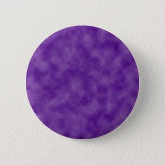 紫色はテンプレートを曇らせます 5.7CM 丸型バッジ