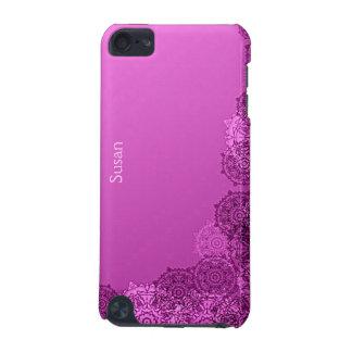 紫色はiPodの箱を一周します iPod Touch 5G ケース