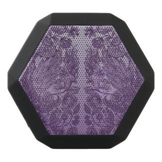 紫色を飾ります ブラックBluetoothスピーカー