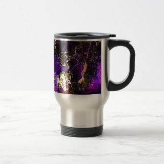 紫色ライト トラベルマグ