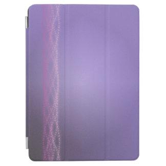 紫色ライト iPad AIR カバー