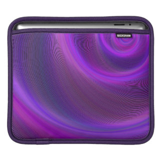 紫色夜嵐 iPadスリーブ