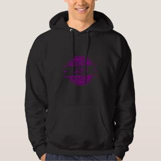 紫色最も最高のな敗者 パーカ