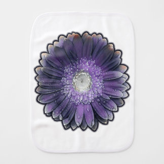 紫色雨ガーベラ バープクロス