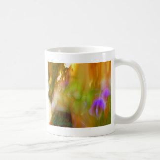 紫色 コーヒーマグカップ