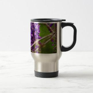紫色 トラベルマグ