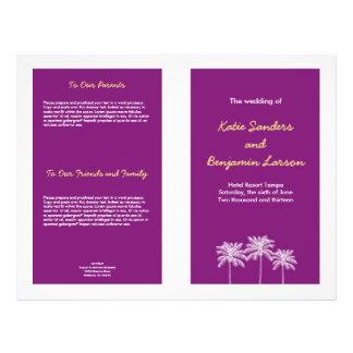紫色|ブロック|やし|木|夏|結婚|プログラム
