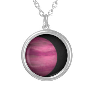 紫色 惑星 ジュエリー