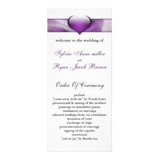 紫色|結婚|プログラム