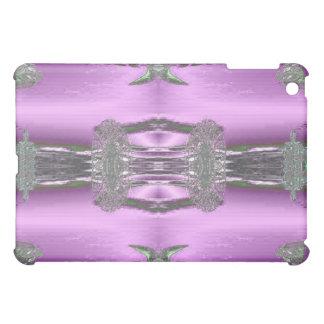 紫色 iPad MINI カバー