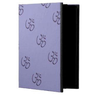 紫色Omは設計します iPad Airケース