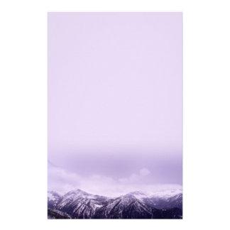 紫金山の皇族の文房具 便箋