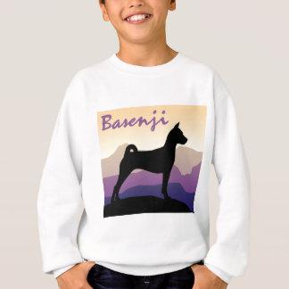紫金山Basenji スウェットシャツ