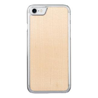 細いさくらんぼのiPhone 7の切り分けられた場合 Carved iPhone 7 ケース
