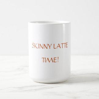 細いラテのマグ コーヒーマグカップ