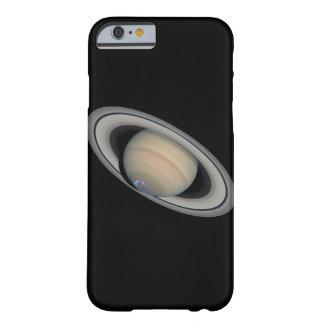 細いIphone 6の惑星土星 Barely There iPhone 6 ケース