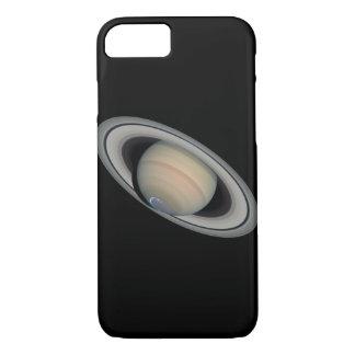 細いiPhone 7の惑星土星 iPhone 8/7ケース