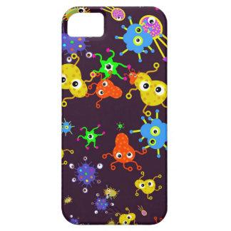 細菌の壁紙 iPhone SE/5/5s ケース