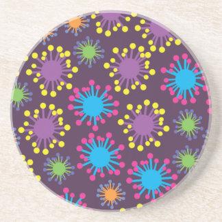 細菌の胞子 コースター
