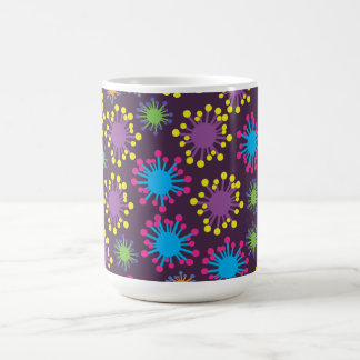 細菌の胞子 コーヒーマグカップ