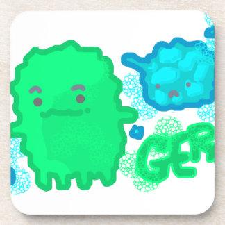 細菌! コースター