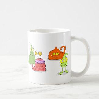細菌 コーヒーマグカップ