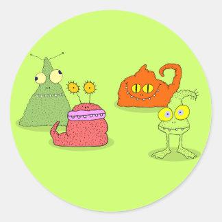 細菌 ラウンドシール