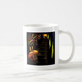 細道のろば コーヒーマグカップ