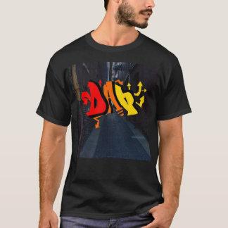 細道の方法grafiti tシャツ