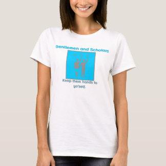 紳士および学者 Tシャツ
