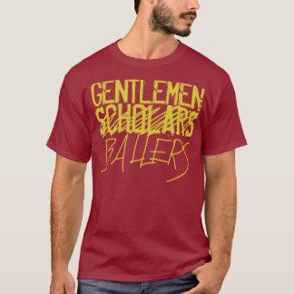紳士およびBallers Tシャツ