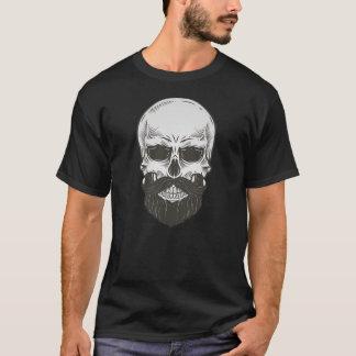 紳士のスカル Tシャツ
