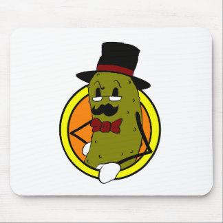 紳士のピクルス マウスパッド