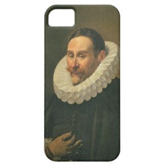 紳士のポートレート、1578年 iPhone SE/5/5s ケース
