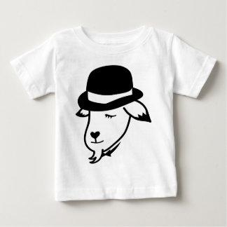 紳士のヤギ ベビーTシャツ