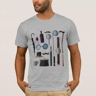 紳士の付属品 Tシャツ