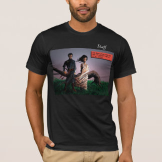紳士の刃LE 3 Tシャツ