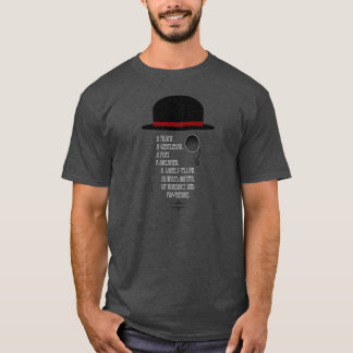 紳士の放浪者 Tシャツ