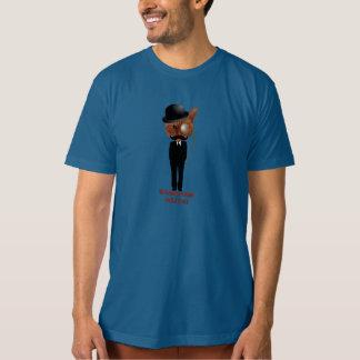 紳士猫 Tシャツ
