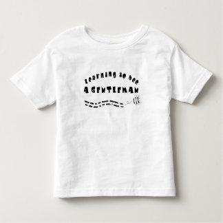 紳士 トドラーTシャツ
