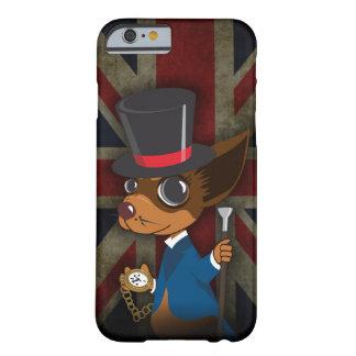紳士 BARELY THERE iPhone 6 ケース