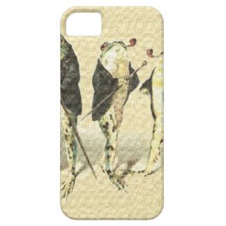 紳士 iPhone SE/5/5s ケース
