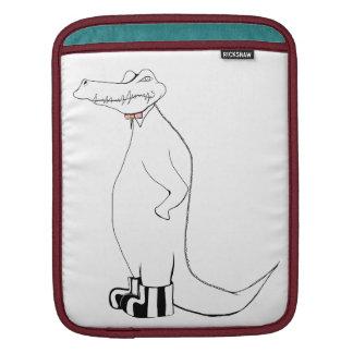 紳士Aligator iPadスリーブ